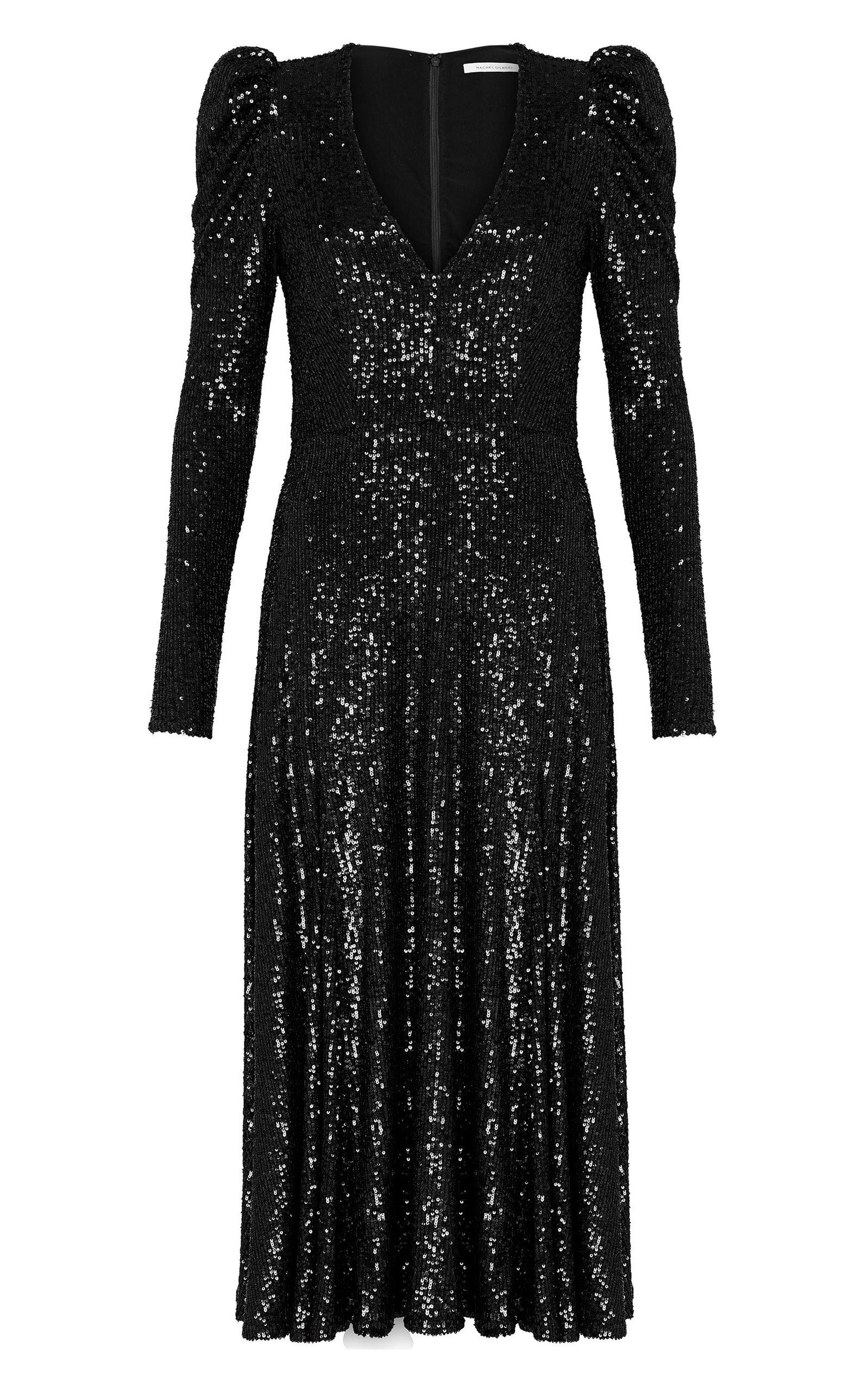 1b5b3bf919 Nancy Sequined Dress by Rachel Gilbert