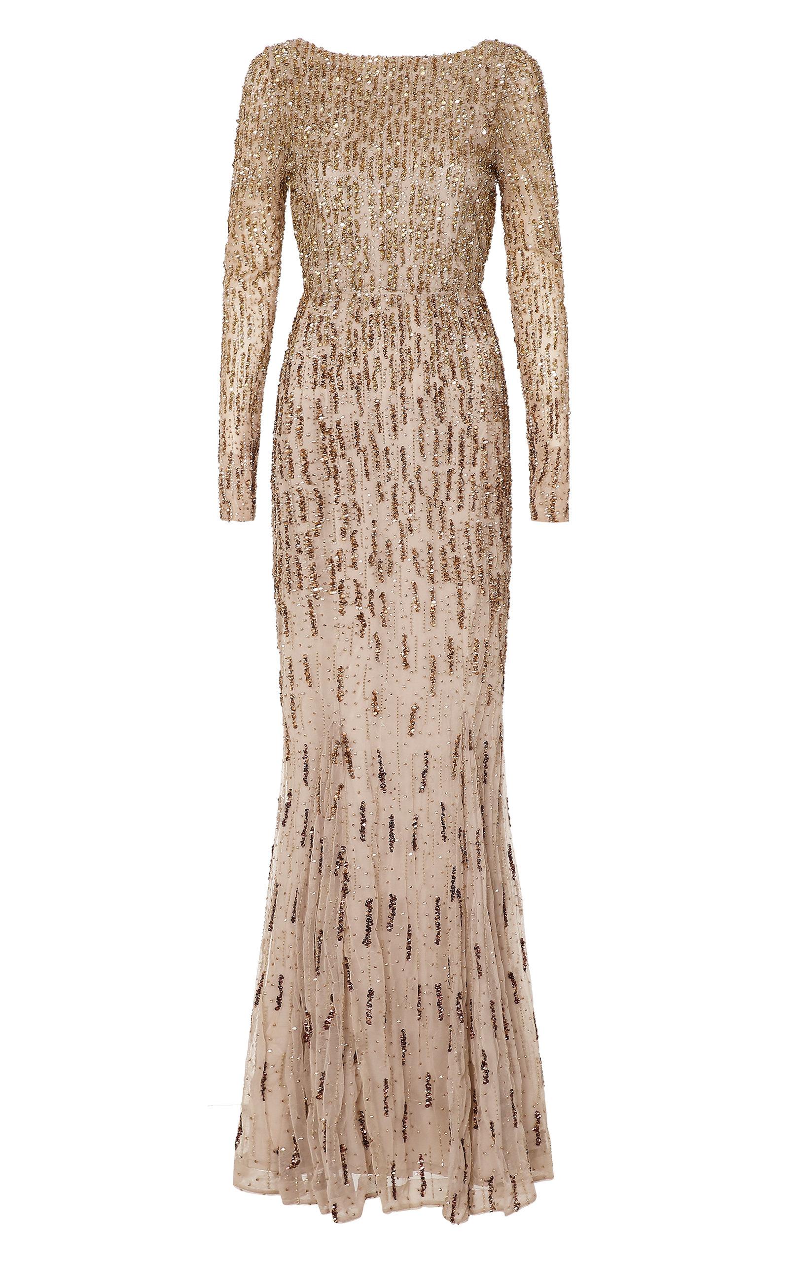5c58ce64488 Rachel GilbertAmabel Embellished Gown. CLOSE. Loading