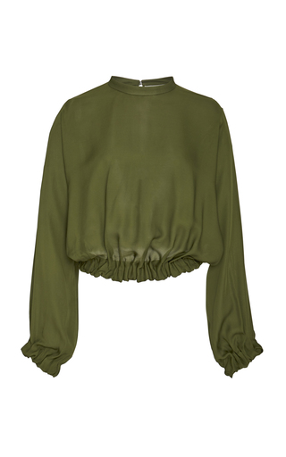 66af7ac73b099 Amen Embellished Bodysuit by Amen Couture