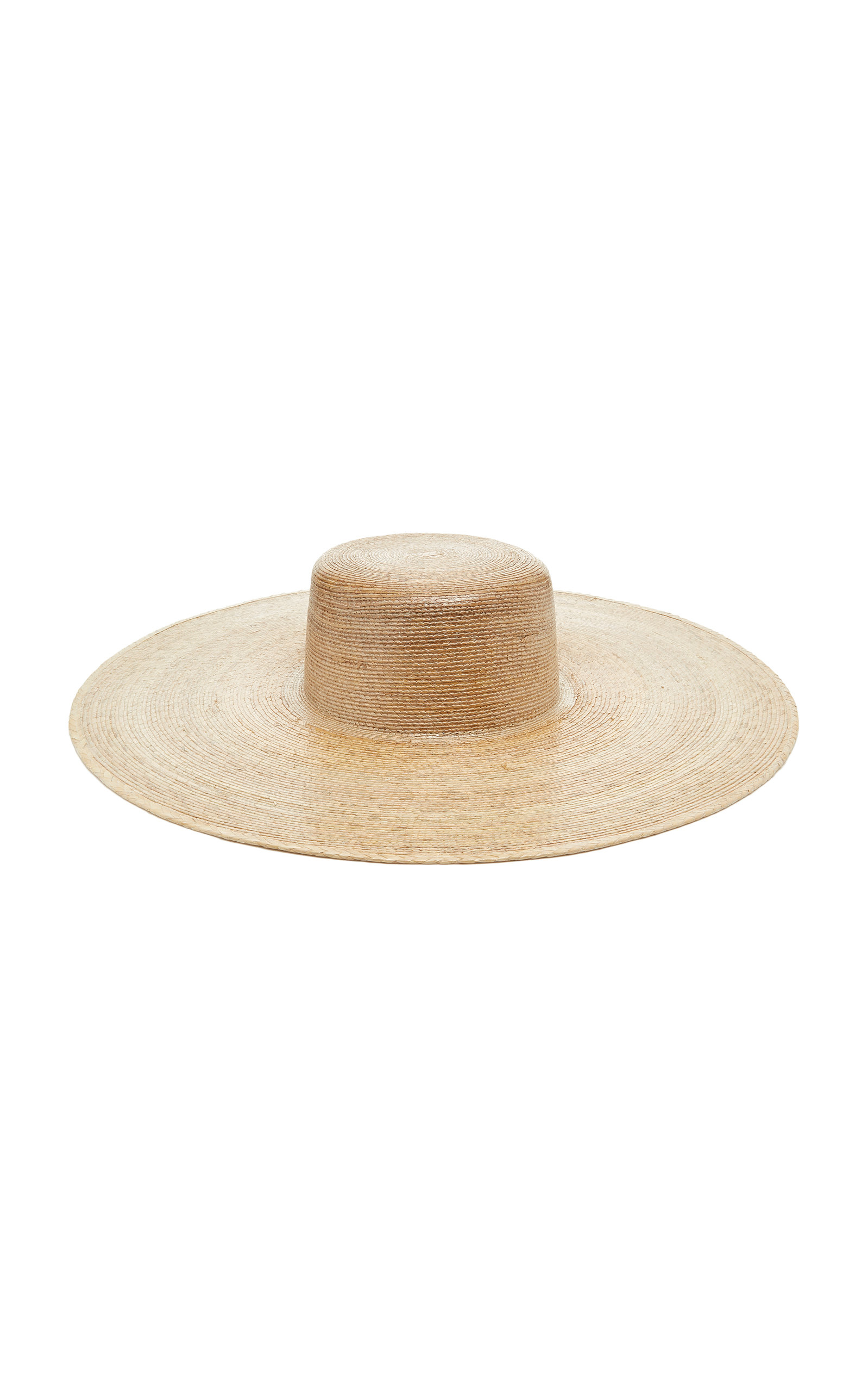 aaf8143ac404a9 Wide-Brimmed Palm Boater by Lack of Color | Moda Operandi