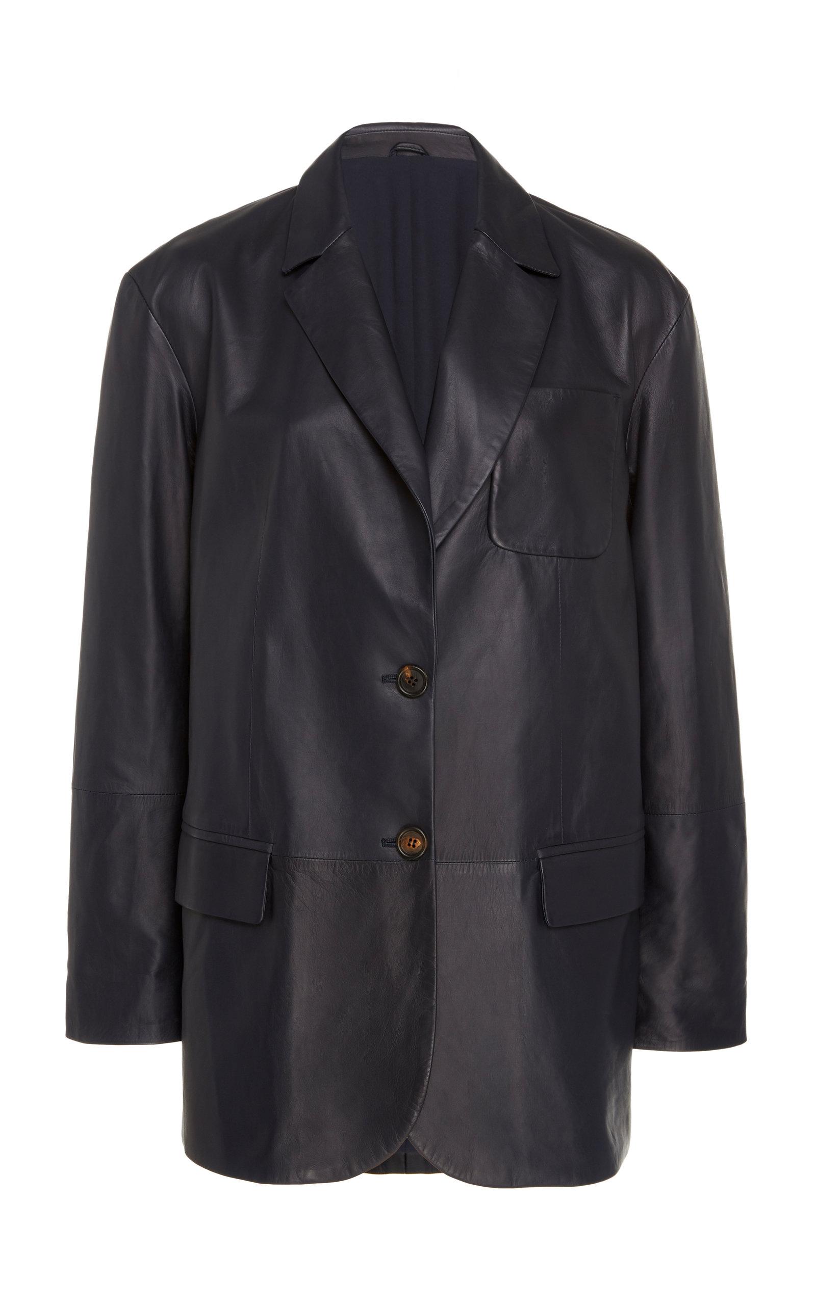 066f2e652 Leather Jacket