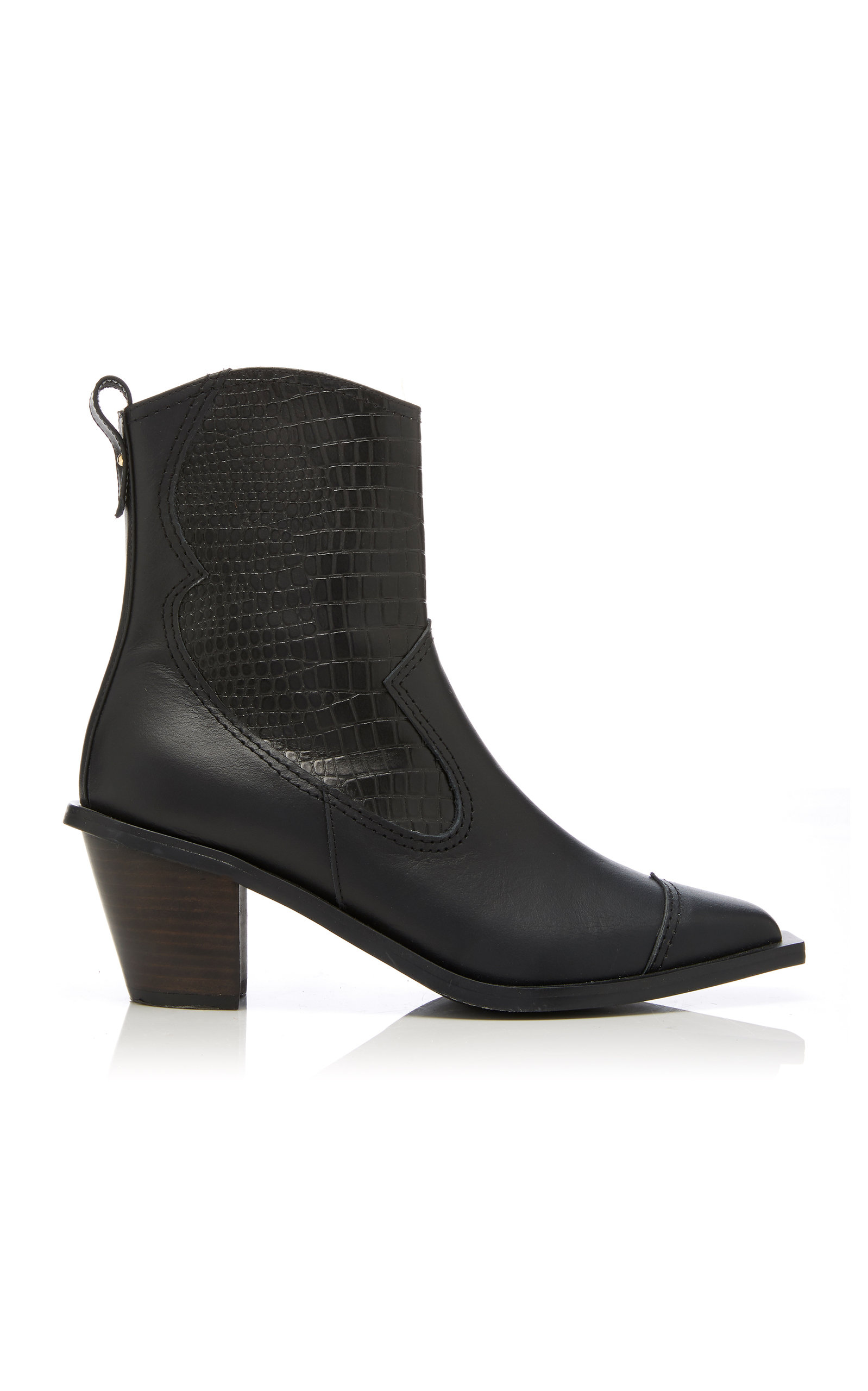 Reike Nen Boots WESTERN LEATHER BOOTS