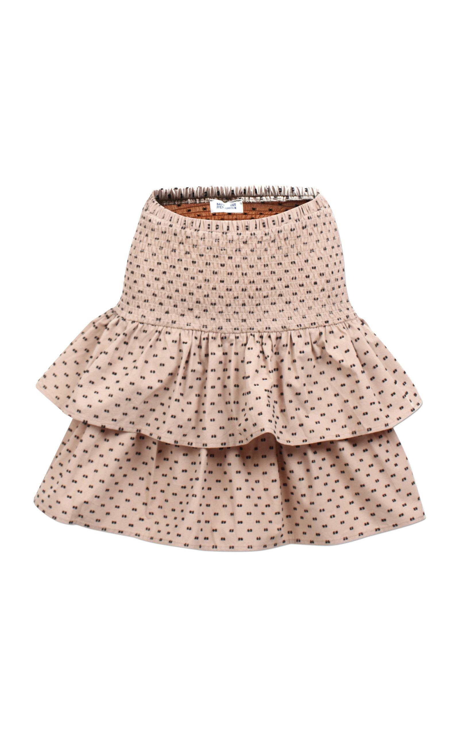 618980d608 Saidah Ruffled Mini Skirt by Baum und Pferdgarten | Moda Operandi