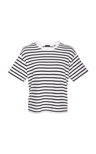 ATM ANTHONY THOMAS MELILLO | ATM Striped Classic Jersey Boy Tee | Goxip