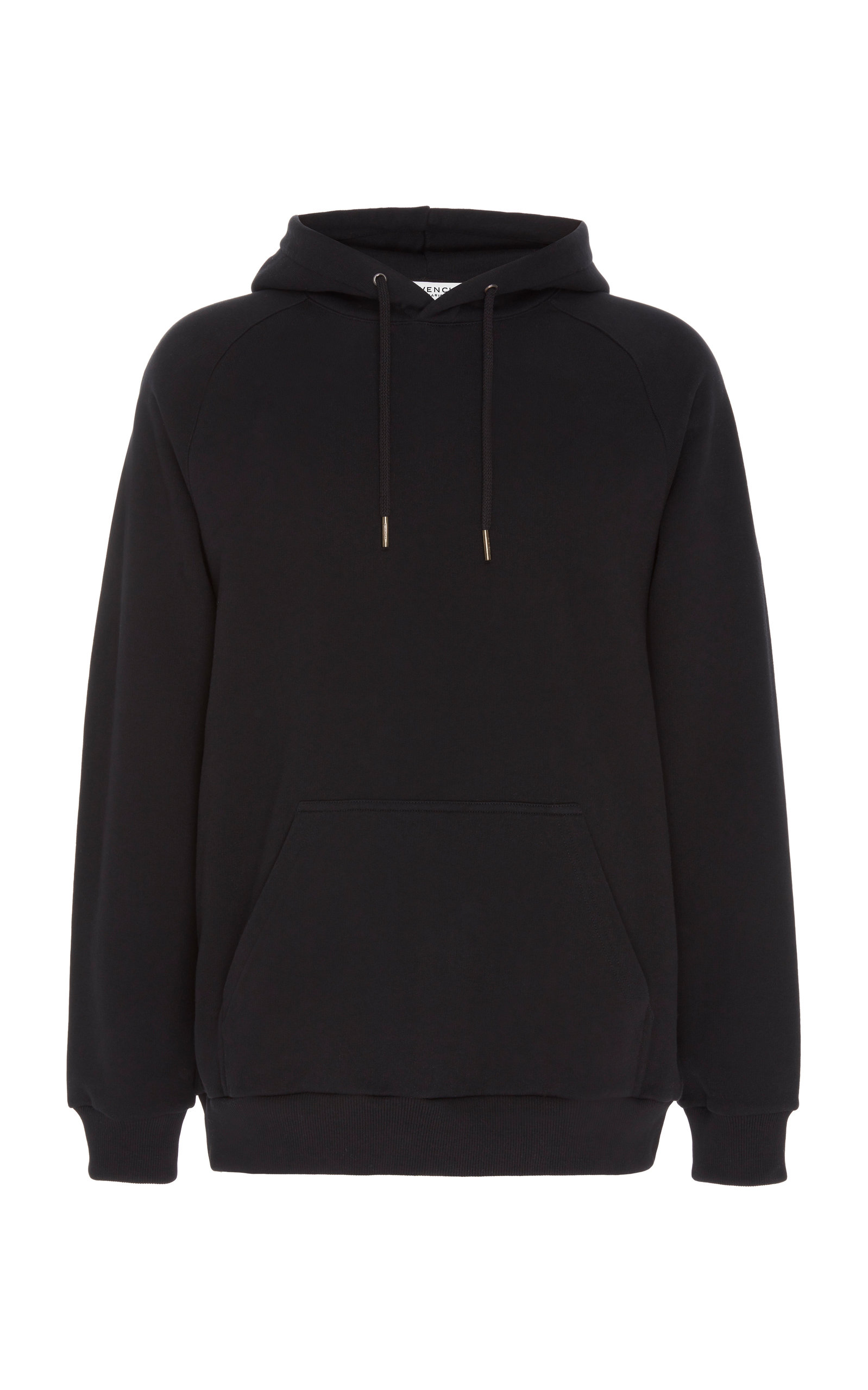 Givenchy T-shirts Cotton Logo Hoodie