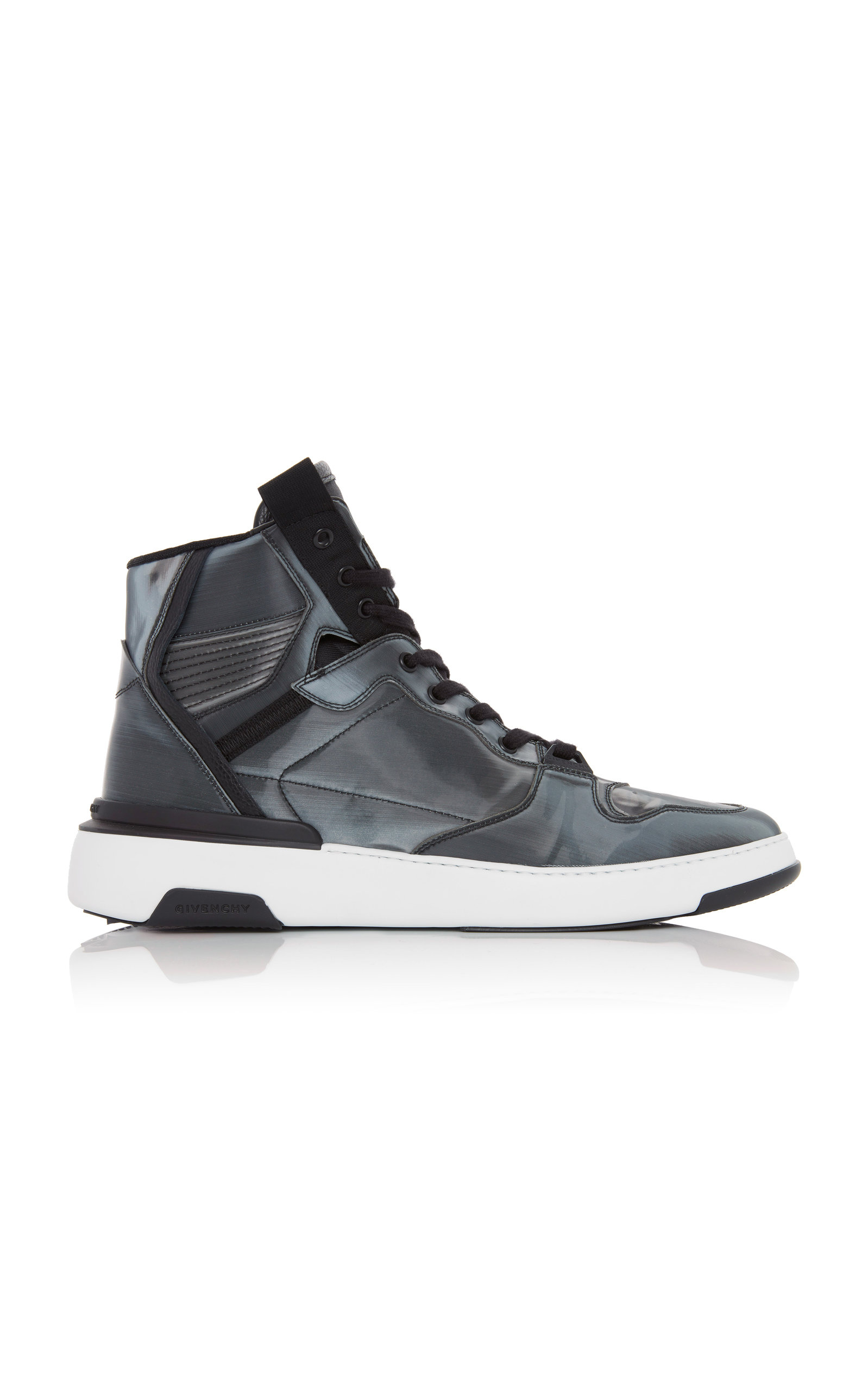 Givenchy Sneakers Wing Hologram High-Top Sneakers