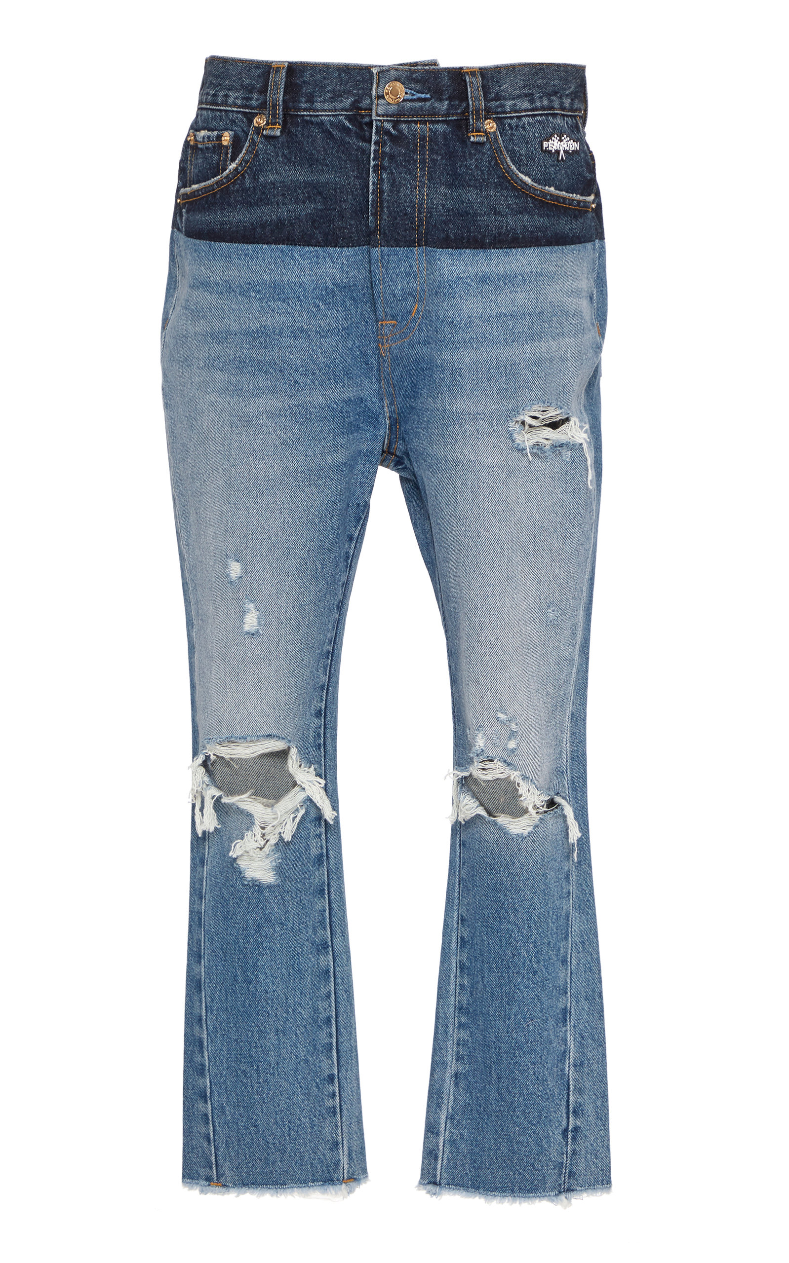 P.e Nation Jeans The 1988 Mid-Rise Jean