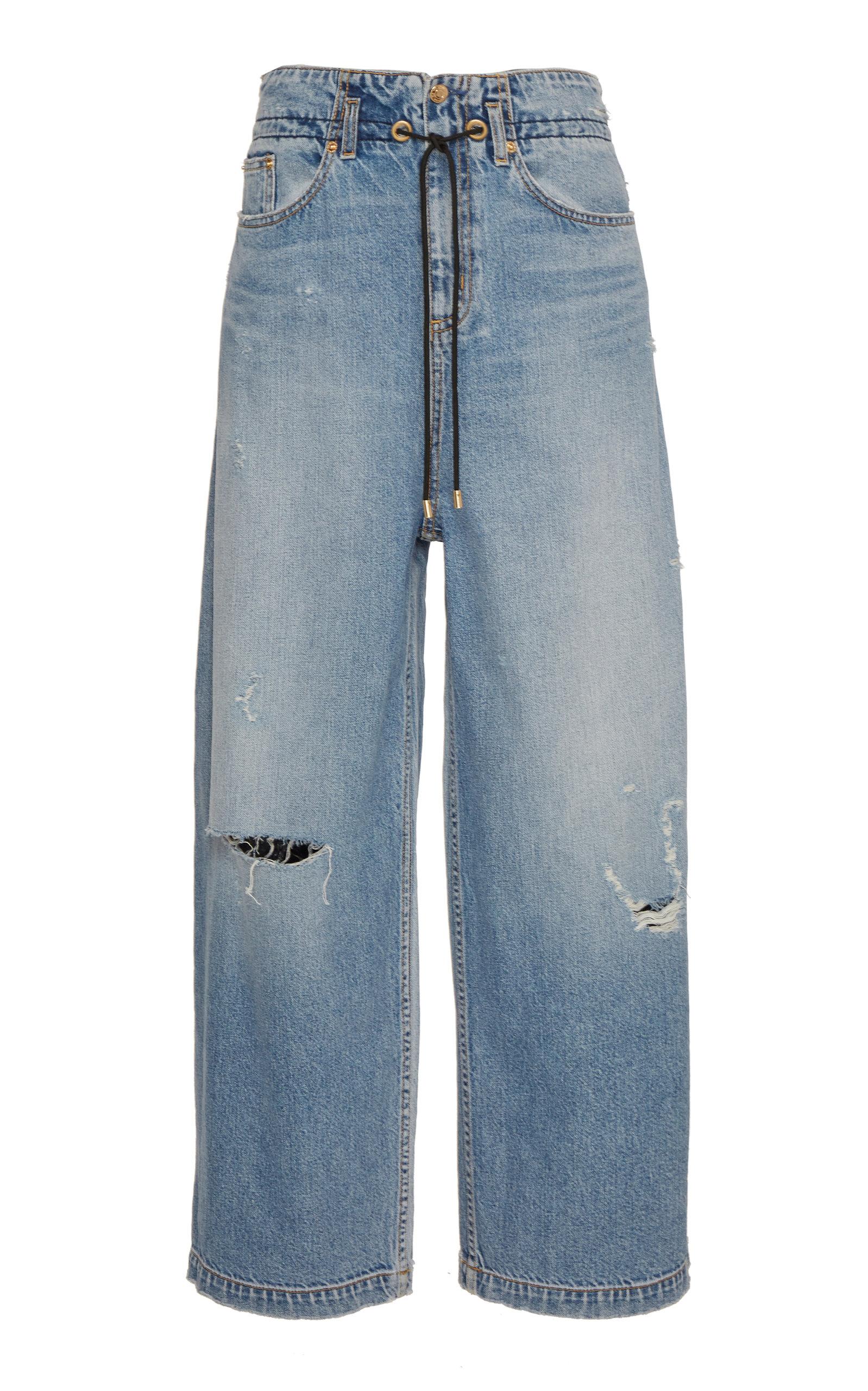 P.e Nation Jeans The 1998 Wide Leg Jean