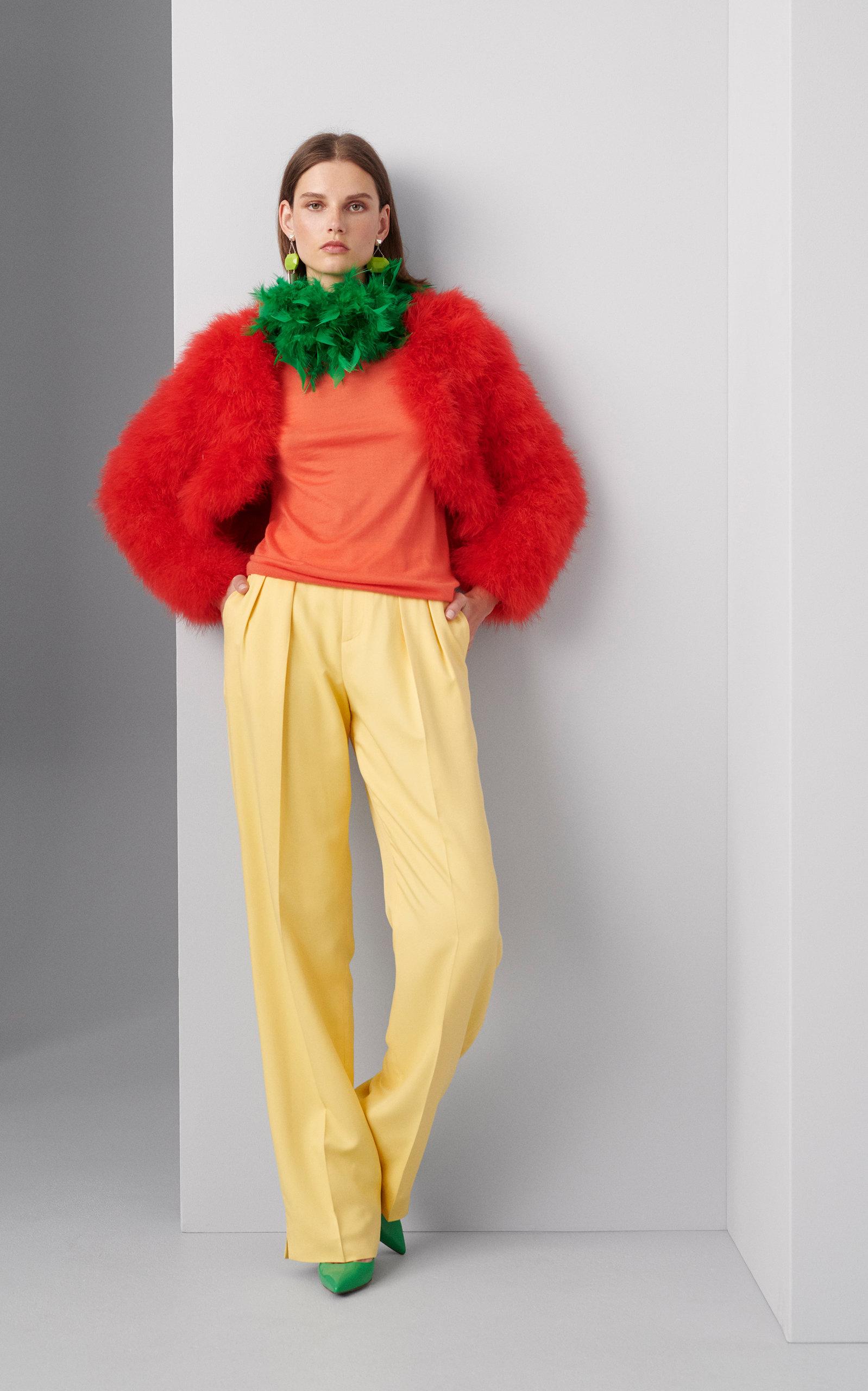 233c42973b Ferra Silk High-Rise Wide-Leg Pants by Ralph Lauren | Moda Operandi