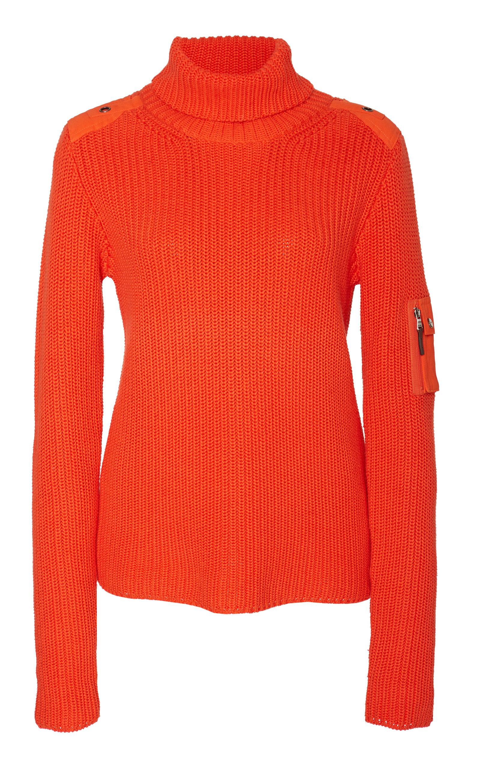 583c5b3c9716a2 Ribbed Turtleneck Cashmere Sweater by Ralph Lauren   Moda Operandi