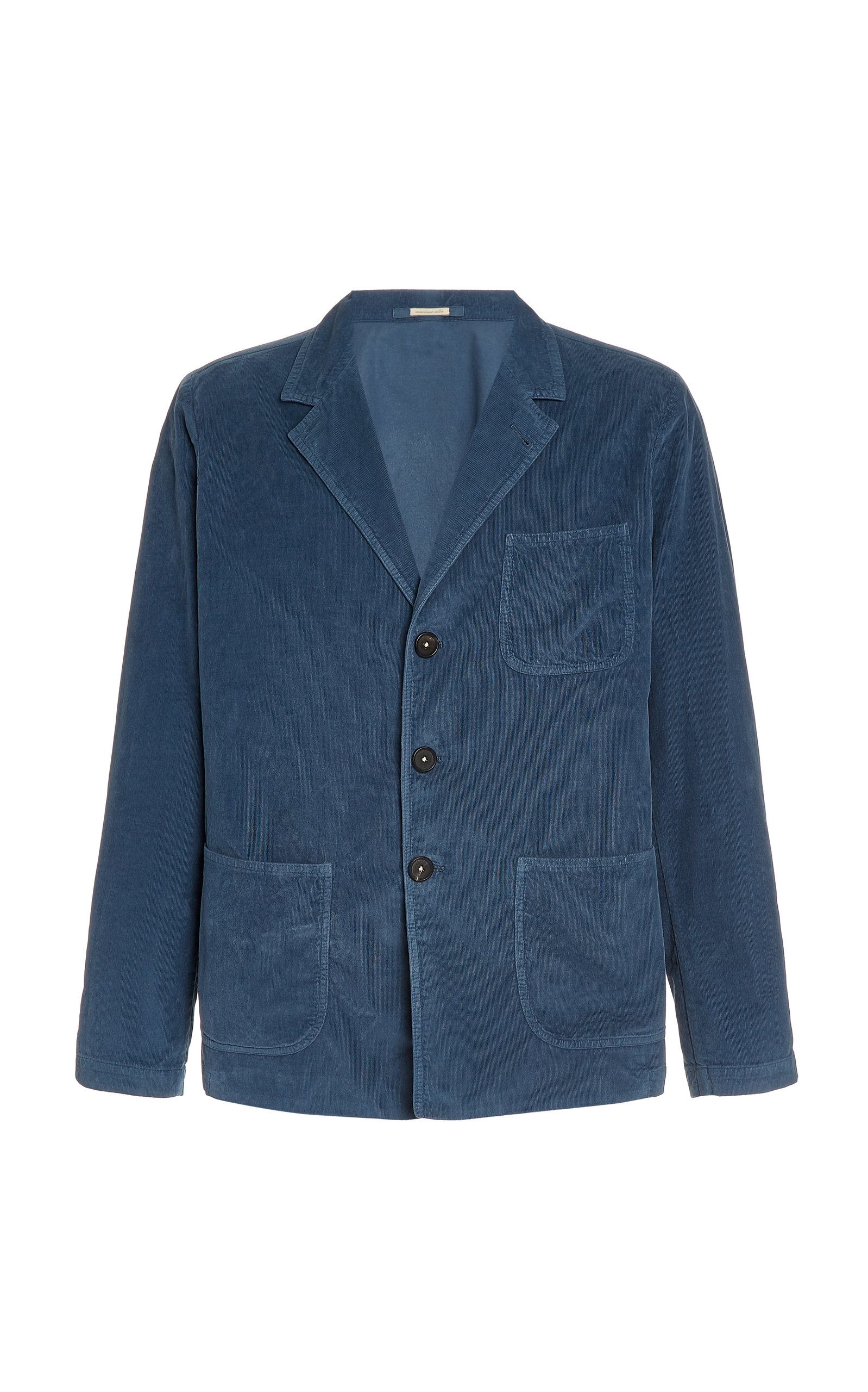 Massimo Alba Jackets SINGLE-BREASTED CORDUROY BLAZER