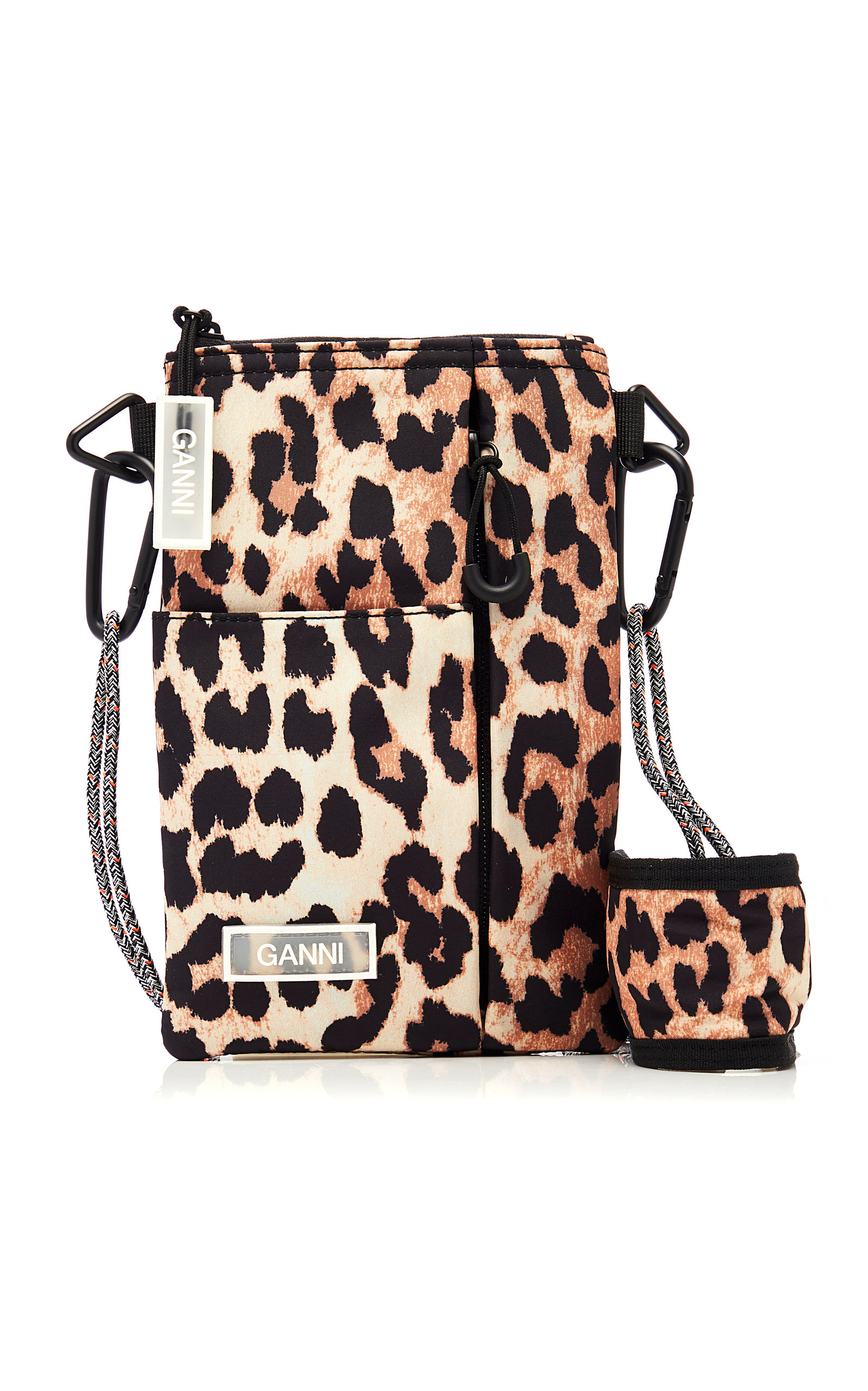 ce93a00e Leopard-Print Shell Crossbody Bag