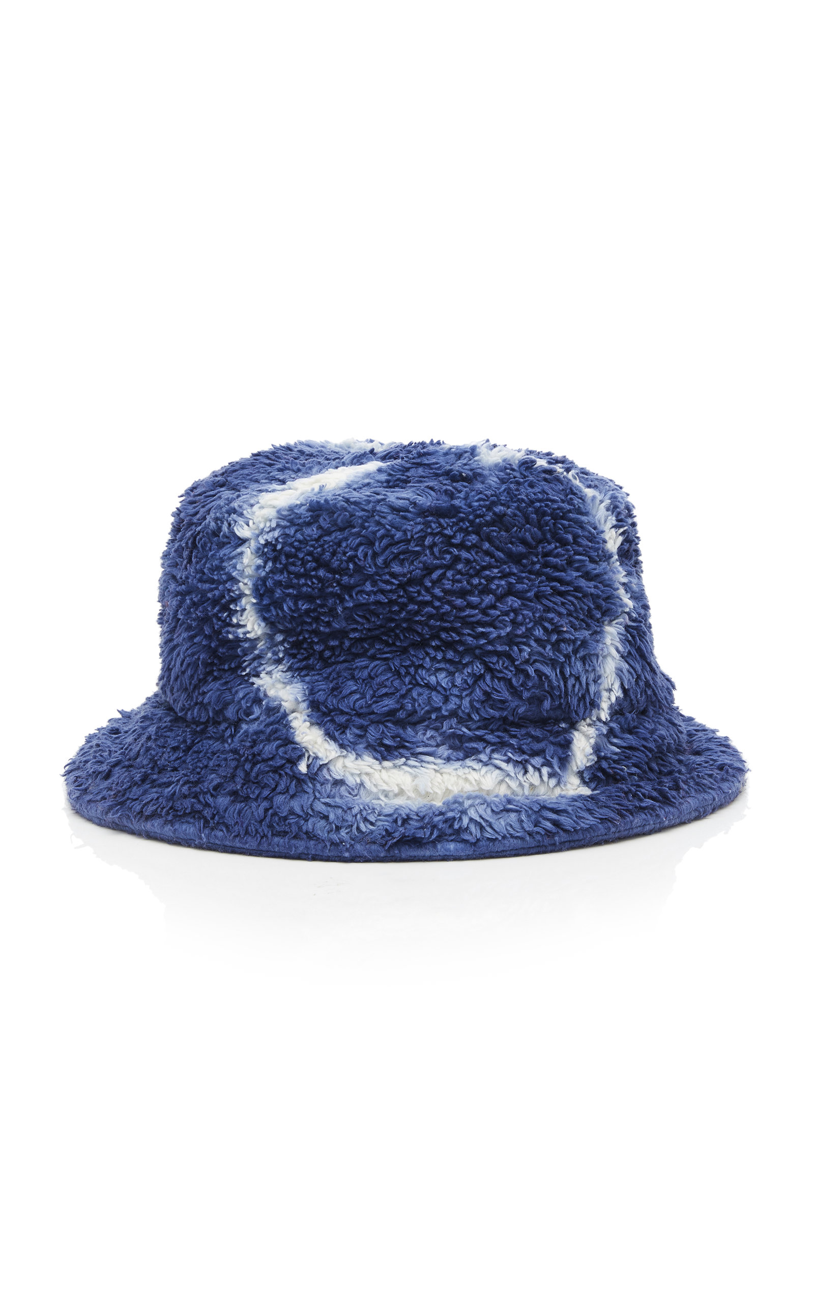 The Elder Statesman Hats SHERPA BUCKET HAT