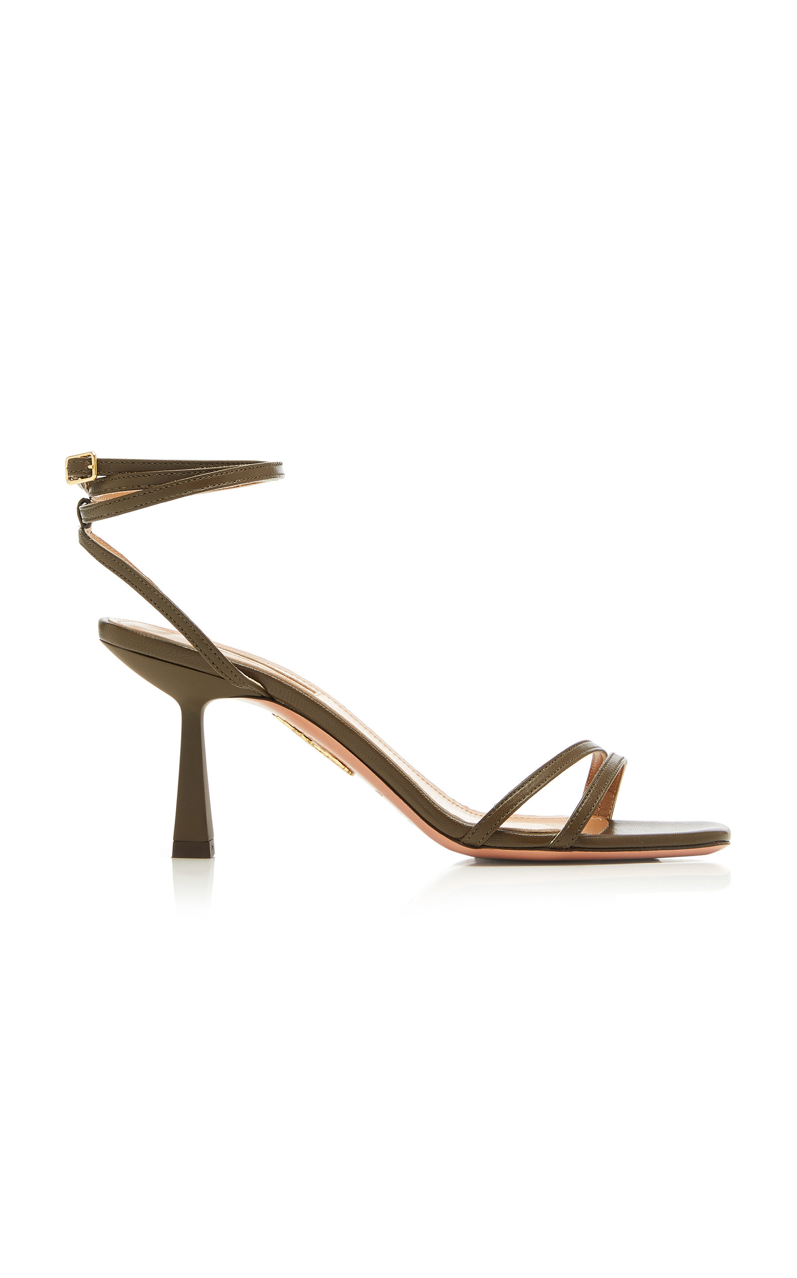 Aquazzura Sandals Isabel Leather Sandals