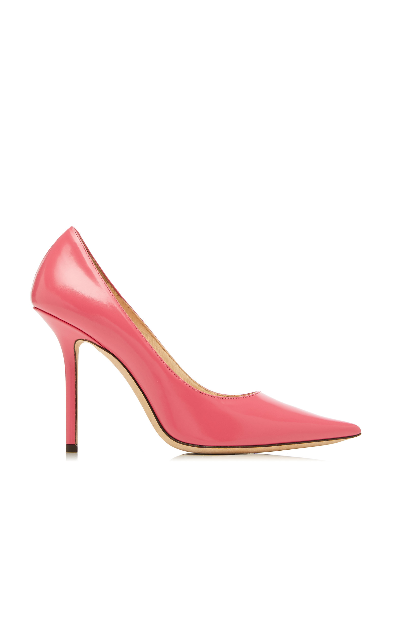 Jimmy Choo Pumps Love Patent-Leather Pumps