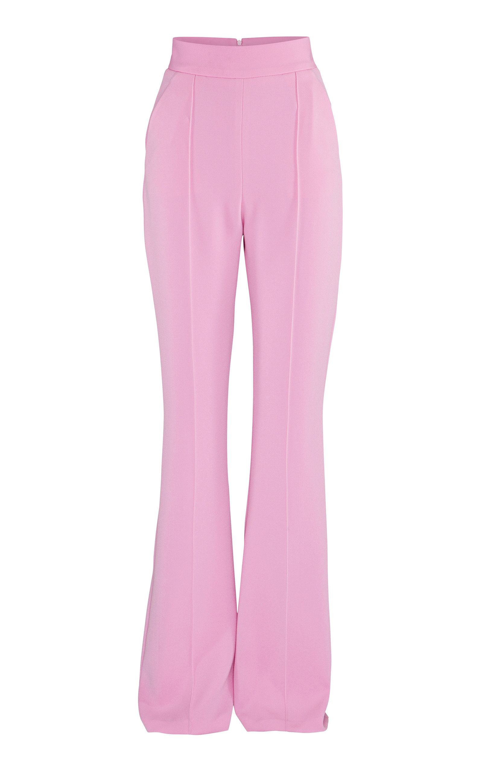 3d71b502b4ab96 Leighton Flare-Leg Crepe Pants by Alex Perry | Moda Operandi