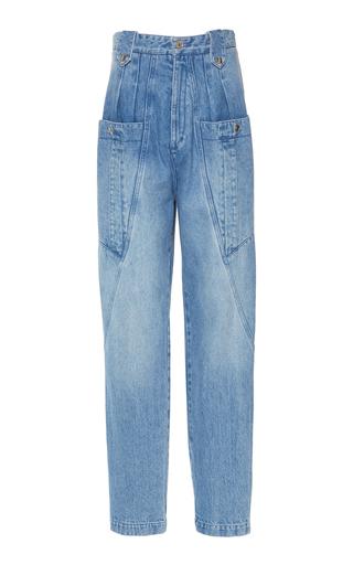 a59597fe2cf557 Nobody Denim. Francoise High-Rise Wide-Leg Jeans. $250 · TRUNKSHOW