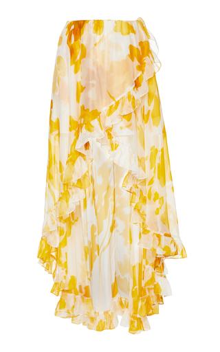 6394678cb Asymmetric Fringe Skirt by Diane von Furstenberg | Moda Operandi