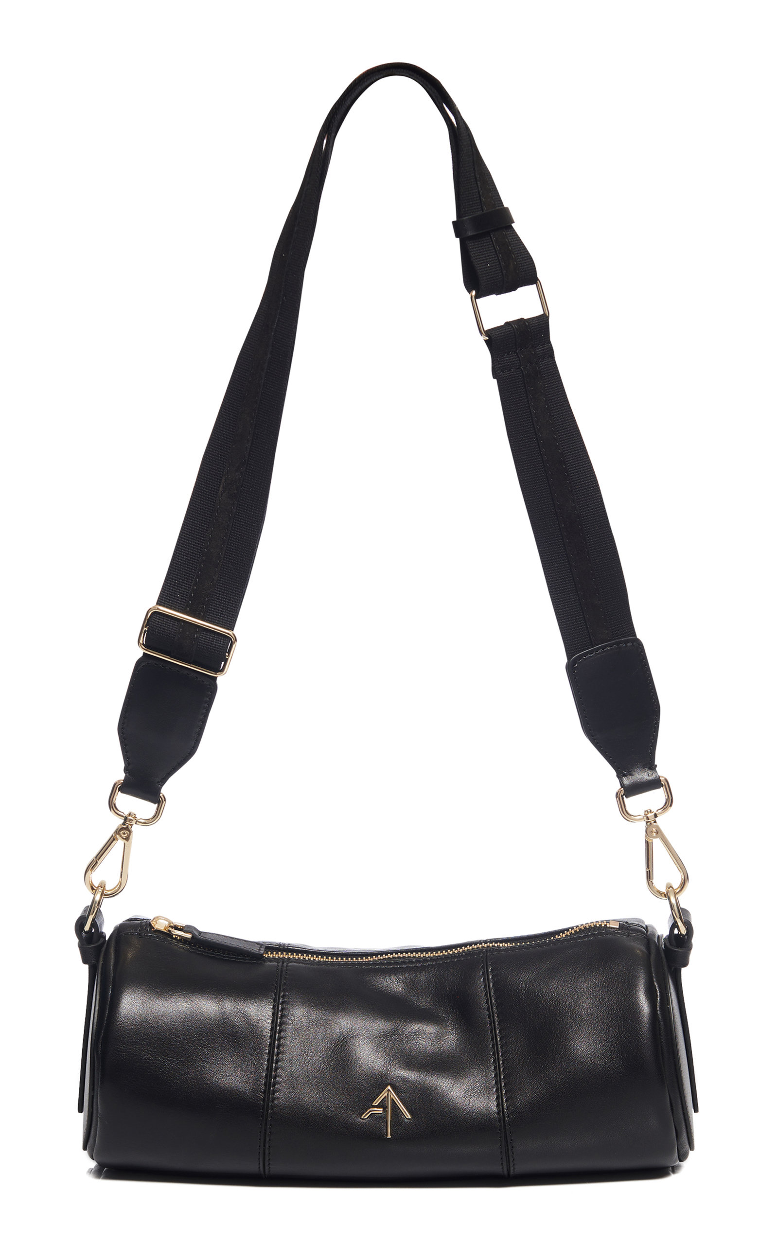 f61ce8db Cylinder Leather Shoulder Bag by Manu Atelier | Moda Operandi