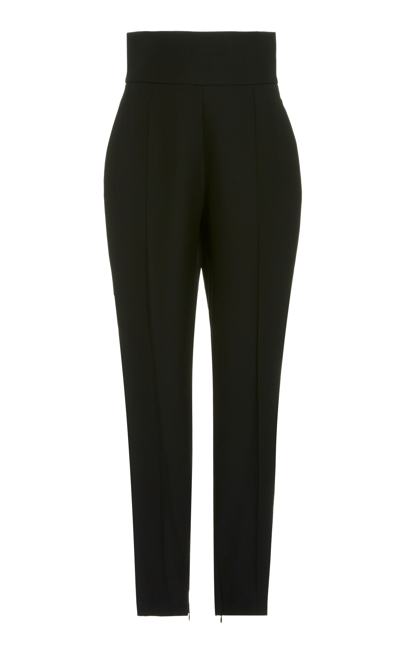 Alexandre Vauthier Pants WOOL TAPERED PANTS