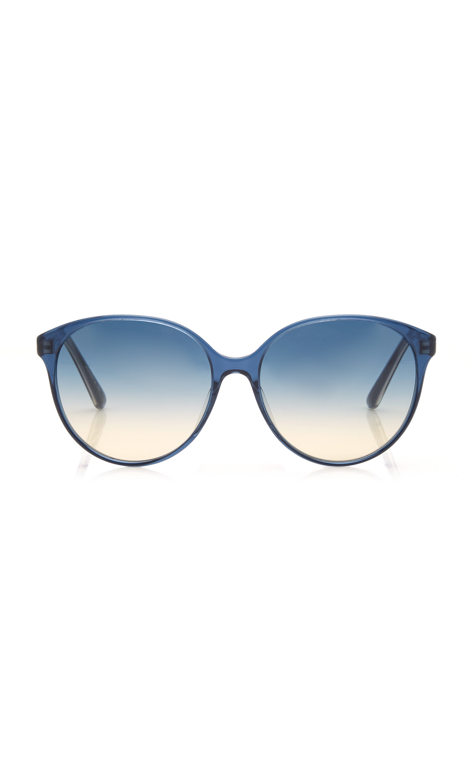 Brook Tree Oversized Acetate Sunglasses by Oliver Peoples The Row