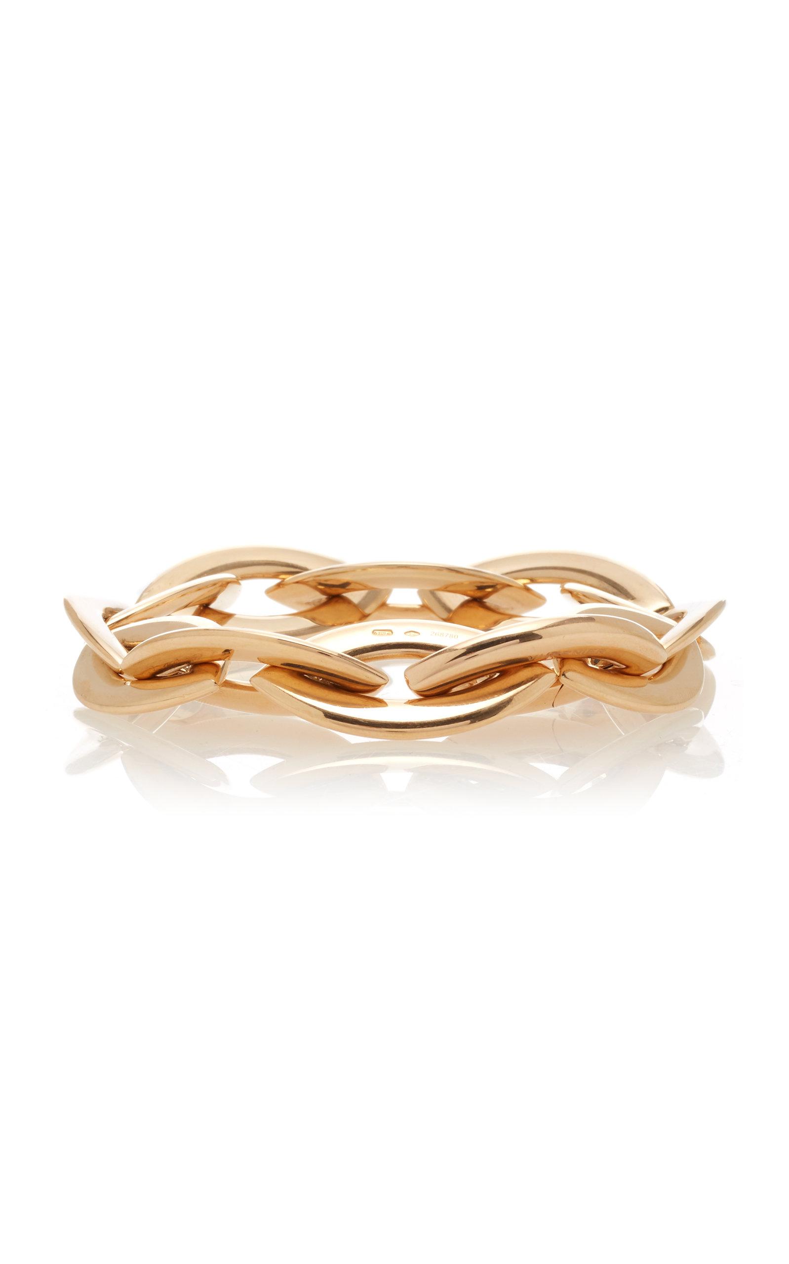 18K Pink Gold Doppiosenso Bracelet
