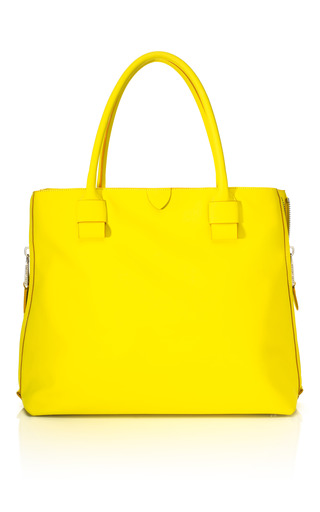 Medium marc jacobs yellow the sheila prince tote 3