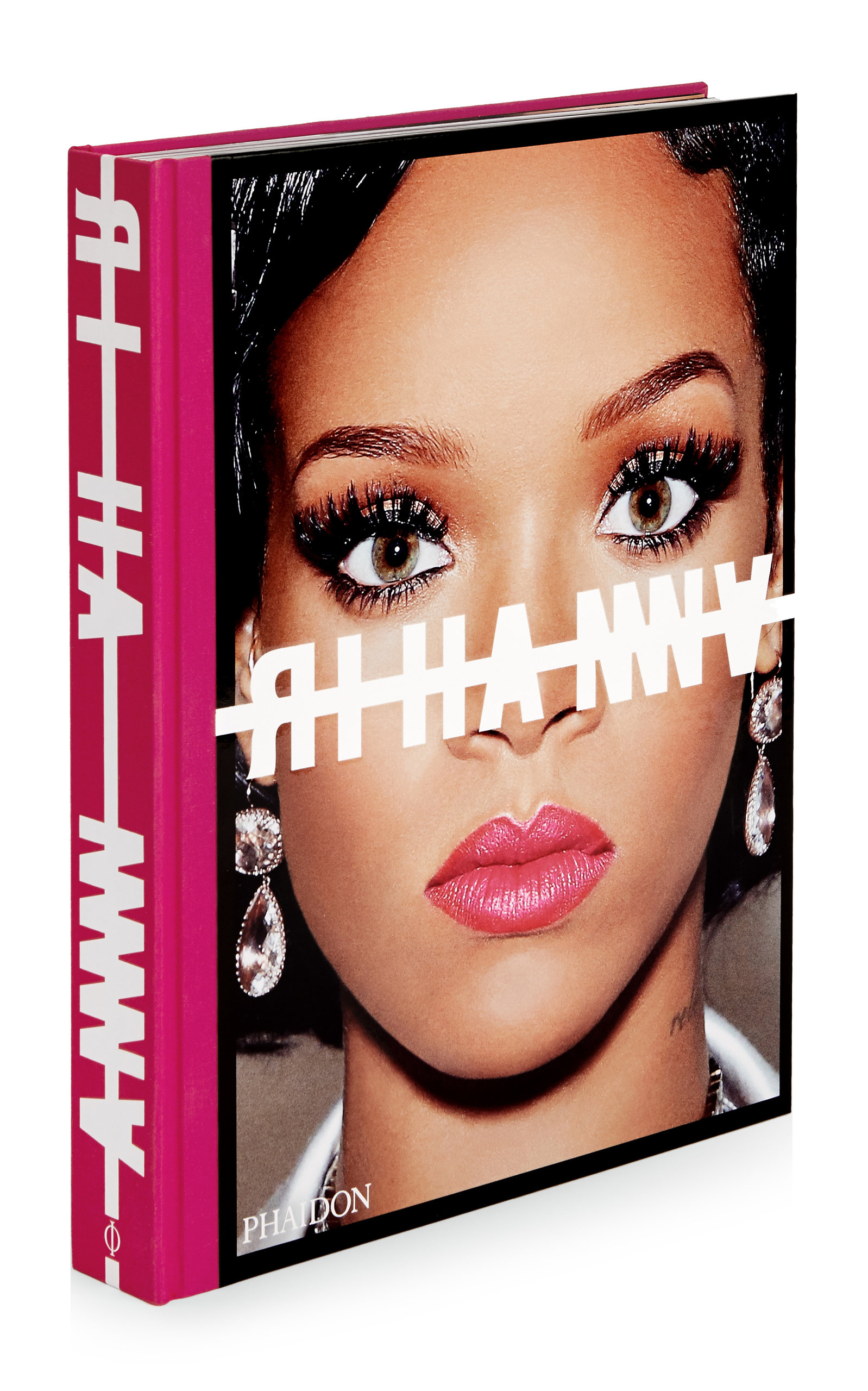 Rihanna Hardcover Book by Phaidon