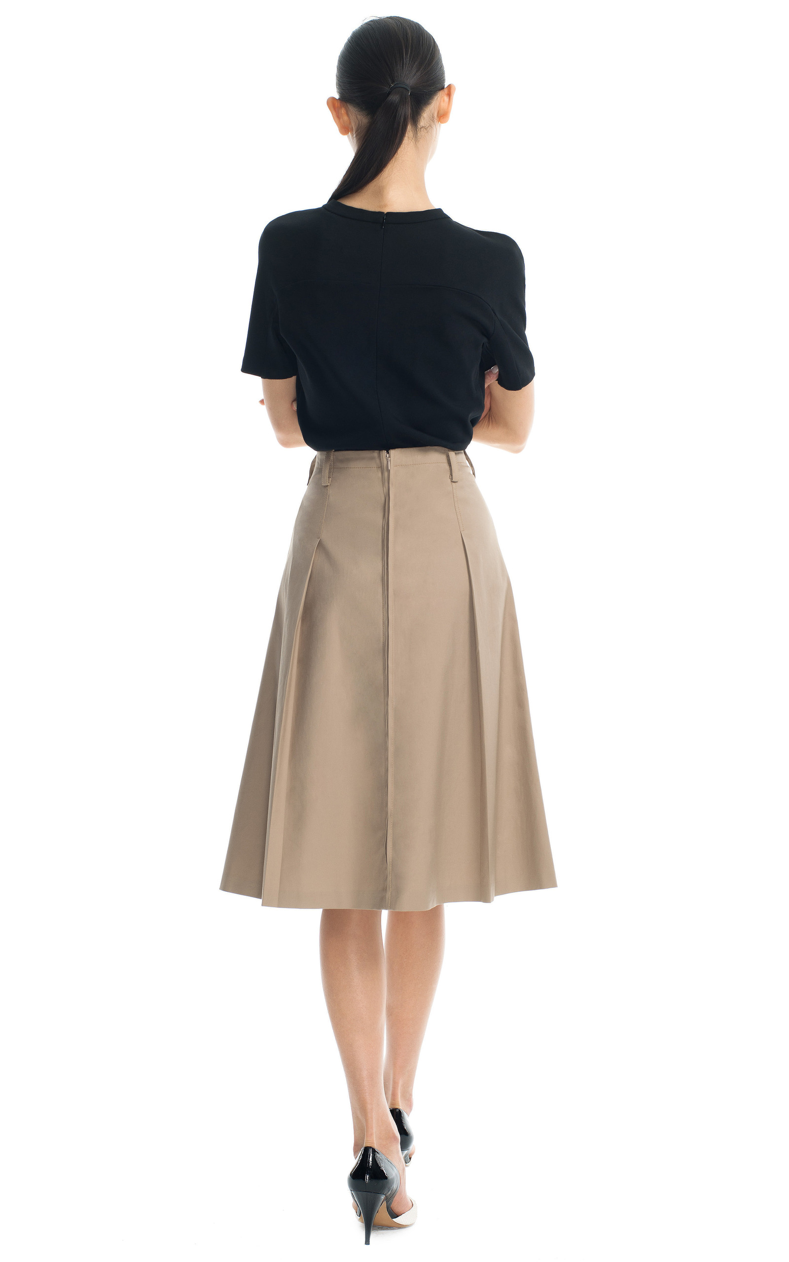 19be22bdd4 Umbrella Box Pleat Skirt by 3.1 Phillip Lim | Moda Operandi
