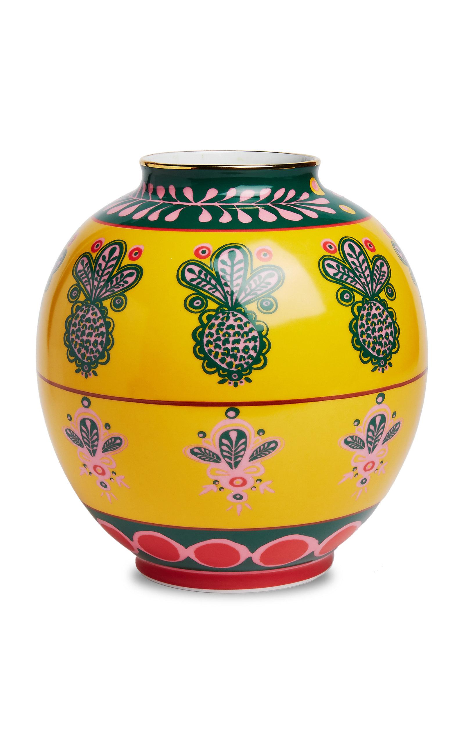 La Doublej Housewives Bubble Vase In Multi