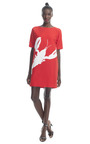 Lobster Silhouette Easy Dress by TIBI for Preorder on Moda Operandi