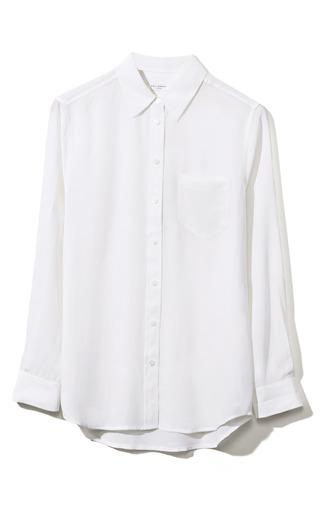 Medium equipment white reese blouse