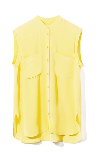 Medium equipment yellow skylar blouse 2