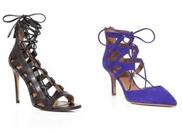 Aquazzura Pre Fall 2013 on ModaOperandi