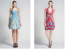 Peter Pilotto Resort 2012 on Moda Operandi