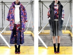 MSGM Fall/Winter 2013 on Moda Operandi