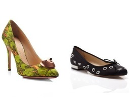 Charlotte Olympia Fall/Winter 2013 on Moda Operandi