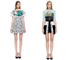Peter Pilotto Resort 2014 on Moda Operandi