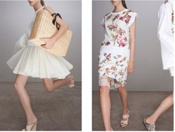 Giambattista Valli Resort 2014 on ModaOperandi