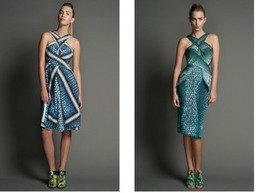 Peter Pilotto Spring Summer 2012 on ModaOperandi