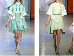 Peter Pilotto Spring Summer 2014 on Moda Operandi