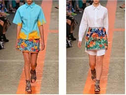 MSGM Spring Summer 2014 on ModaOperandi