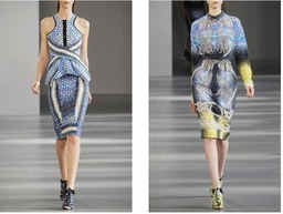Peter Pilotto Spring Summer 2012 on Moda Operandi