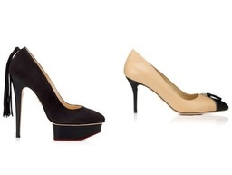 Charlotte Olympia Pre Fall 2014 on Moda Operandi