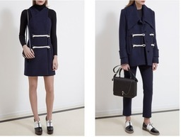 Carven Pre Fall 2014 on Moda Operandi