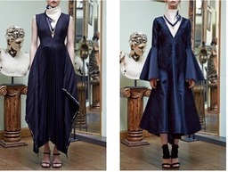 Ellery Fall/Winter 2014 on Moda Operandi