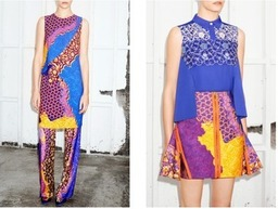 Peter Pilotto Resort 2015 on Moda Operandi