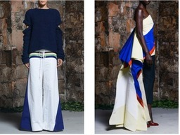 Rosie Assoulin Resort 2015 on ModaOperandi