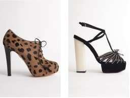 Charlotte Olympia Fall/Winter 2011 on Moda Operandi