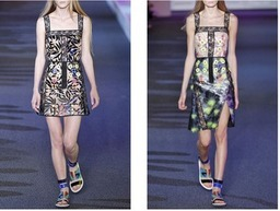 Peter Pilotto Spring Summer 2015 on Moda Operandi